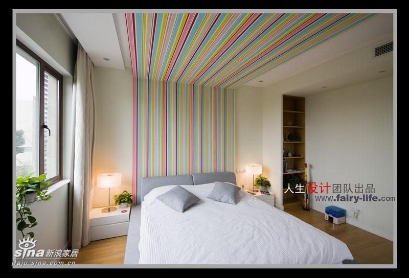 简约 别墅 卧室图片来自用户2557010253在张扬中享低调风格别样生活24的分享
