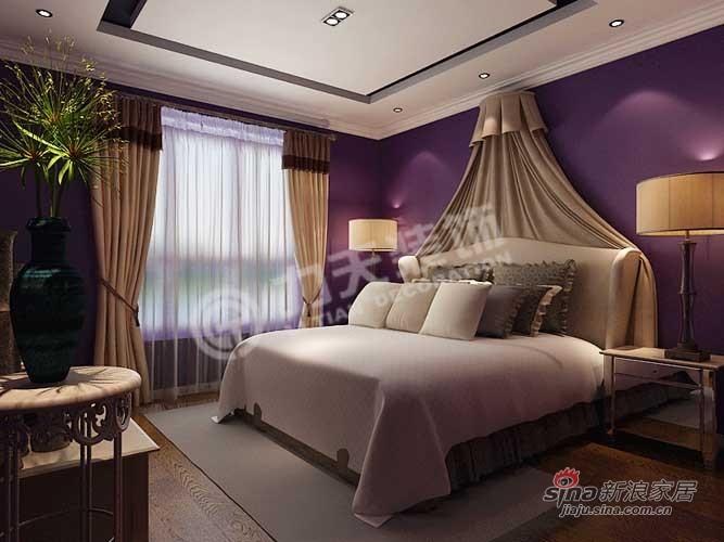 欧式 三居 客厅图片来自阳光力天装饰在北宁湾-三室两厅一卫-欧式风格80的分享