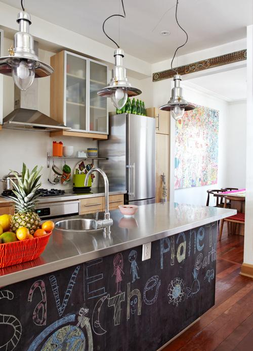 厨房 橱柜图片来自用户2771736967在简单而自然 17个北欧乡村风格厨房装修的分享