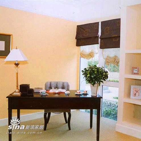 简约 其他 书房图片来自用户2558728947在客厅书房样板间44的分享