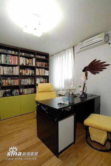 简约 复式 书房图片来自用户2738845145在精装200平米公寓68的分享