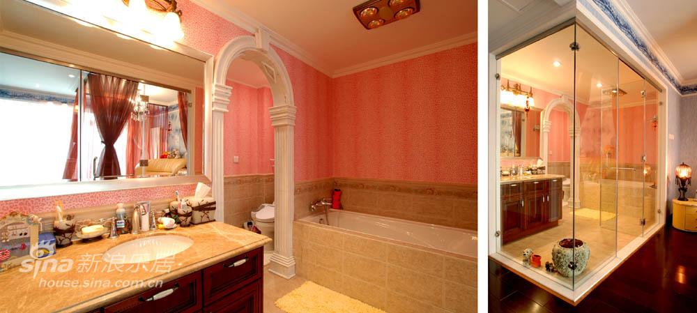 欧式 别墅 客厅图片来自用户2745758987在轻舟奢华欧式53的分享