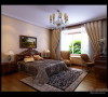 古典欧式卧室