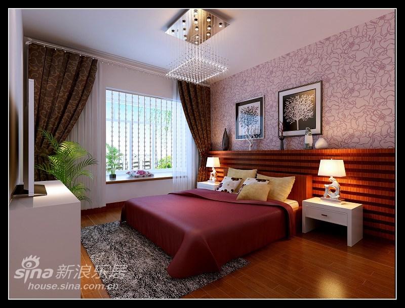 简约 一居 卧室图片来自用户2559456651在程庄路北里58的分享