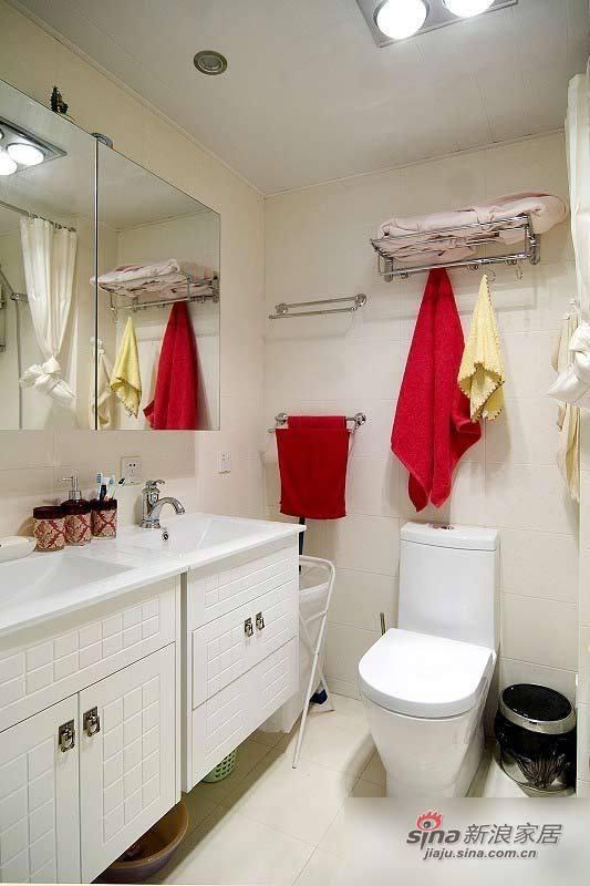 简约 loft 卫生间图片来自用户2738813661在旧房改造 8万半包126平时尚个性窝46的分享