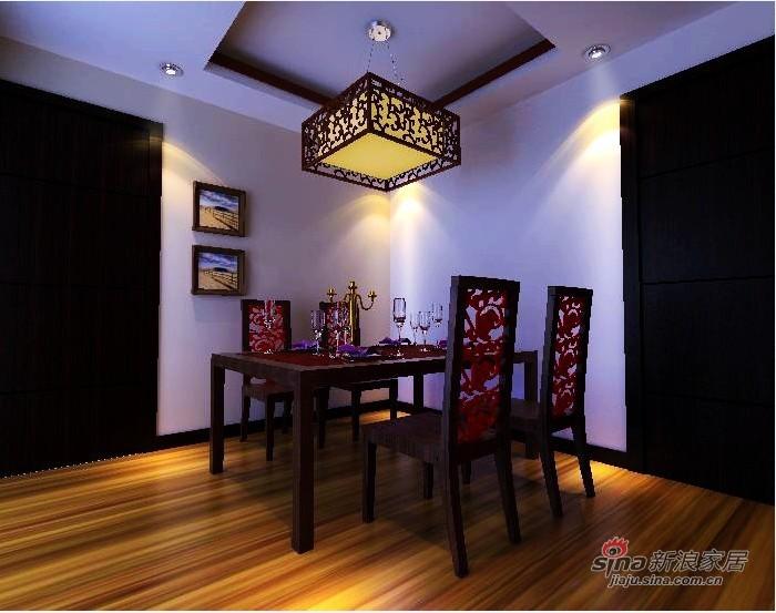 中式 二居 餐厅图片来自用户1907662981在我的专辑548293的分享