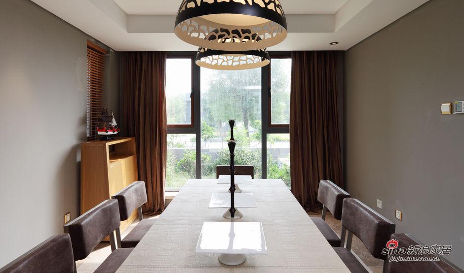 简约 别墅 餐厅图片来自用户2737735823在森女打造220平别墅 初夏自然木质家51的分享
