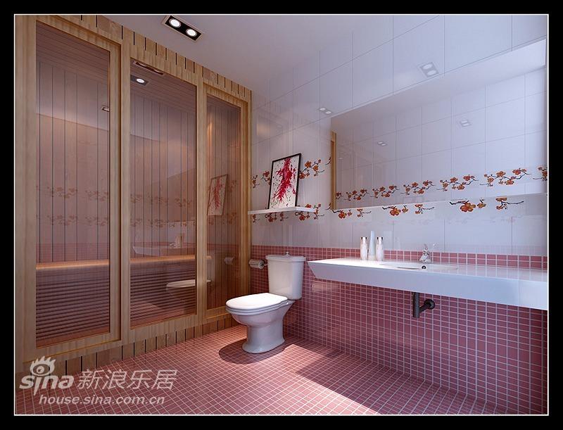简约 一居 卫生间图片来自用户2559456651在程庄路北里58的分享