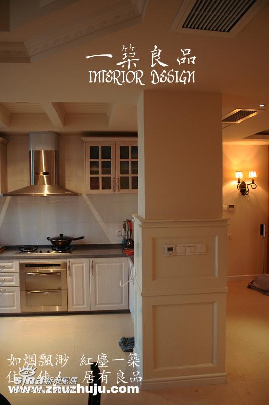 欧式 四居 厨房图片来自用户2746869241在九尾子的美式生活16的分享