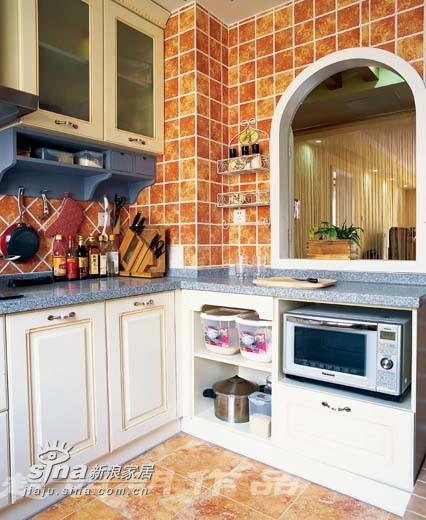 欧式 四居 厨房图片来自用户2746889121在半岛上的风情60的分享