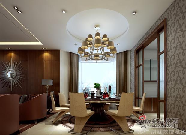 其他 别墅 餐厅图片来自用户2558746857在新古典主义风格在别墅家居生活的应用50的分享
