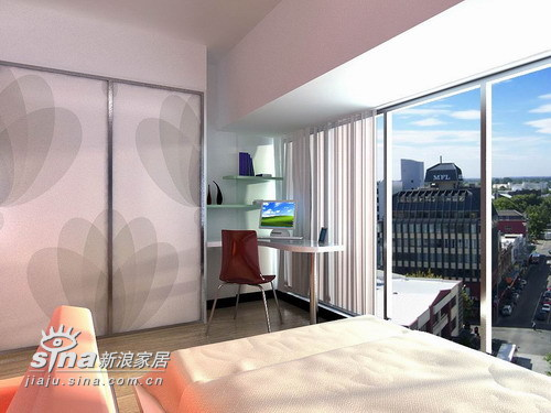简约 一居 卧室图片来自用户2738093703在水星楼143的分享