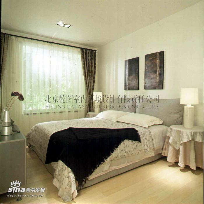 简约 一居 卧室图片来自用户2737950087在米色情怀享圣洁之美95的分享