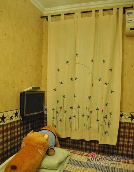 田园 二居 客厅图片来自用户2737791853在72平蜗牛居变身唯美田园家61的分享