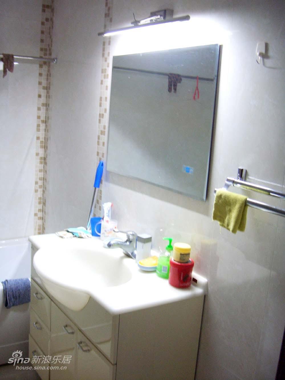 其他 别墅 卫生间图片来自用户2558757937在6招巧改新房格局87的分享