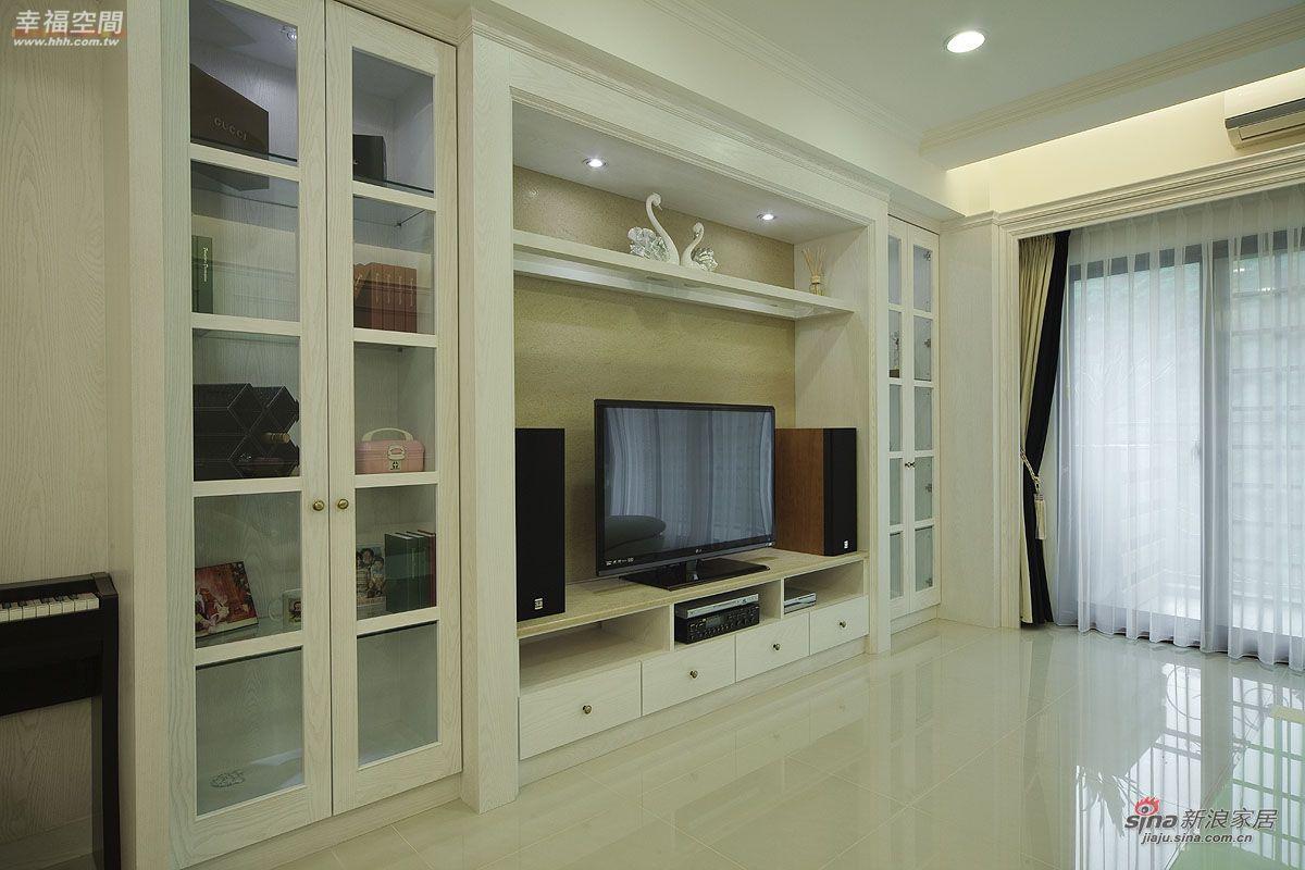 美式 三居 客厅图片来自幸福空间在99坪纽约乡村风格62的分享