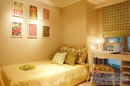 简约 二居 客厅图片来自用户2556216825在4.7w大气欧式62平温馨2居56的分享