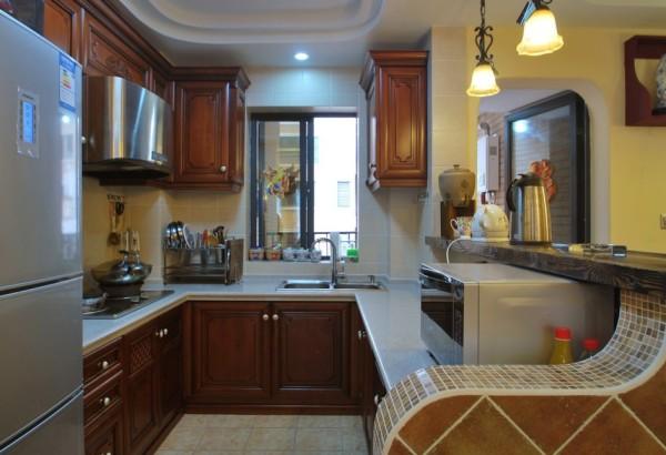 美式风格 厨房