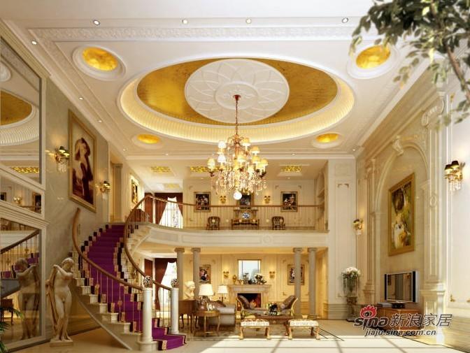 简约 别墅 楼梯图片来自用户2737950087在230平简约欧式风格别墅33的分享