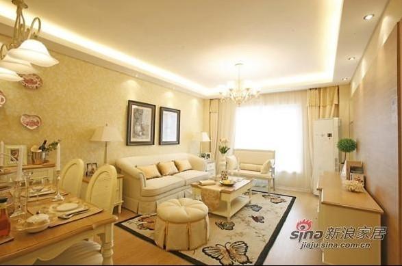 7.8万美装135平方欧式大气3居室
