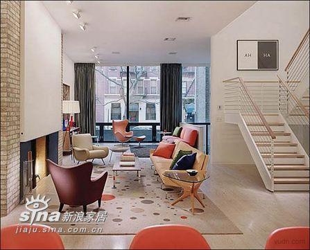 简约 其他 客厅图片来自用户2559456651在纽约Rosenthal Townhouse室内设计97的分享