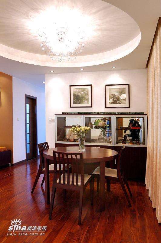 简约 一居 餐厅图片来自用户2559456651在虹桥半岛花园一57的分享