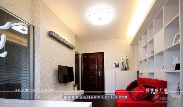 简约 二居 客厅图片来自用户2745807237在低碳蜗居--感受设计力量80的分享