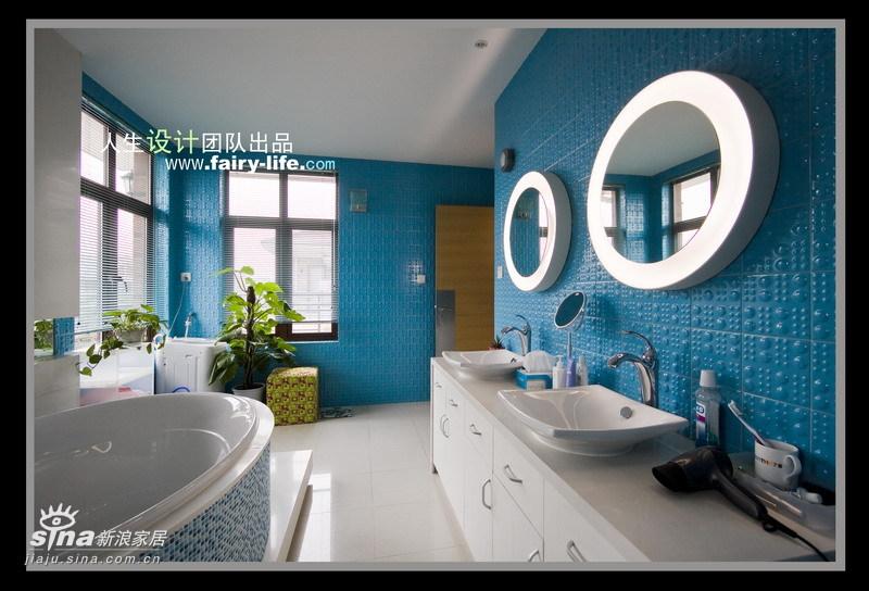 简约 别墅 卫生间图片来自用户2557010253在张扬中享低调风格别样生活24的分享