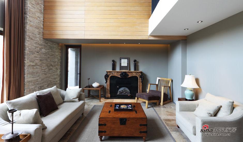 简约 别墅 客厅图片来自用户2737735823在森女打造220平别墅 初夏自然木质家51的分享