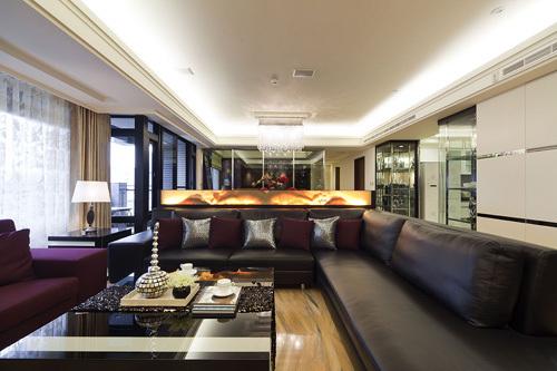 欧式 三居 客厅图片来自用户2746948411在11.3万铸造简欧奢华三居室35的分享