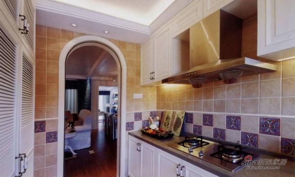 厨房装修效果