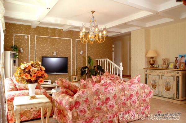 水晶城-客厅
