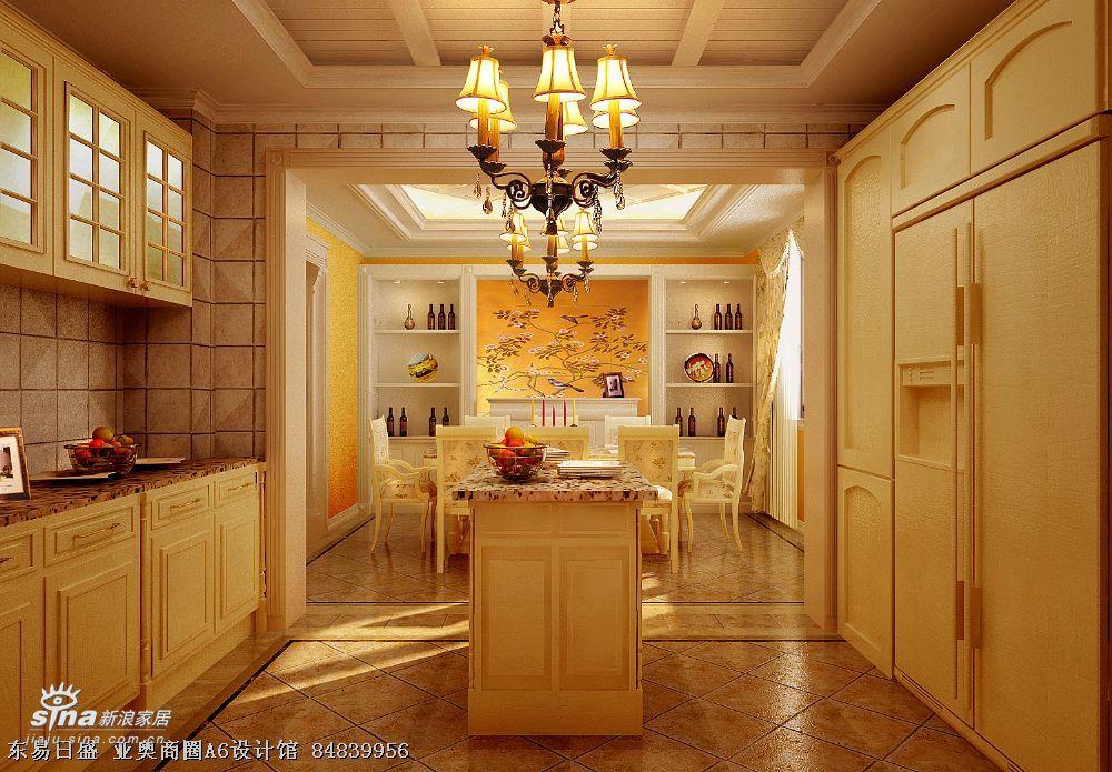 其他 复式 餐厅图片来自用户2737948467在保利垄上 张志宽 亚奥46的分享