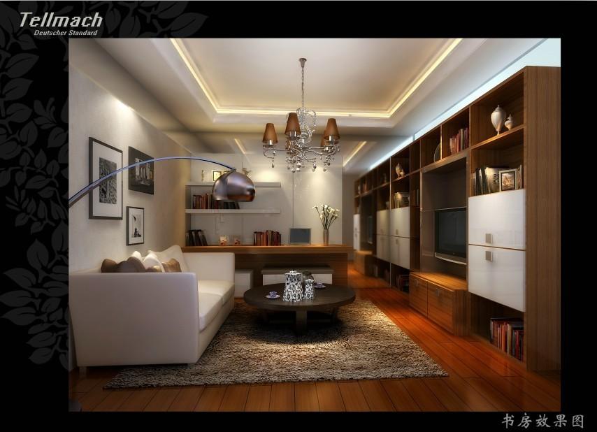 其他 别墅 书房图片来自用户2557963305在400平彰显高贵成熟的安乐窝55的分享