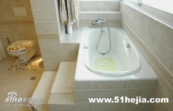 欧式 三居 卫生间图片来自用户2557013183在欧式古典的温馨66的分享