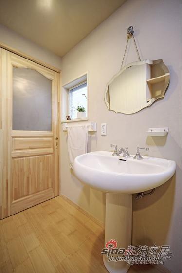 美式 三居 卫生间图片来自用户1907686233在房奴夫妻7.3万2房改3房88的分享