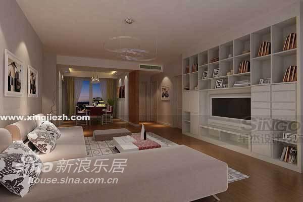 简约 一居 客厅图片来自用户2737735823在大华锦绣84的分享