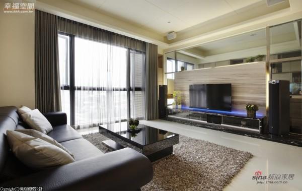 带状的LED情境灯光,丰富居家空间的主题