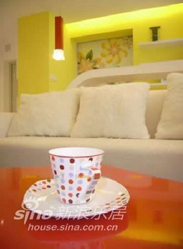 田园 一居 客厅图片来自用户2737791853在夏季清凉装柠檬清新浪漫爱巢76的分享