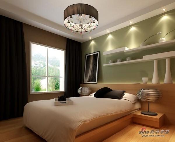 东方太阳城-卧室