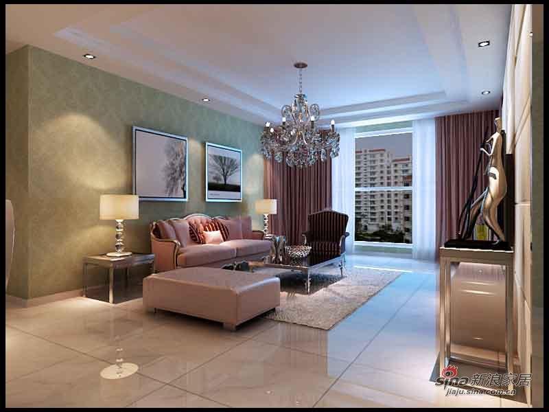 北欧 三居 客厅图片来自用户1903515612在北欧简约风54的分享