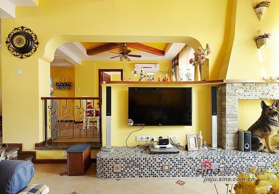 客厅,电视背景墙