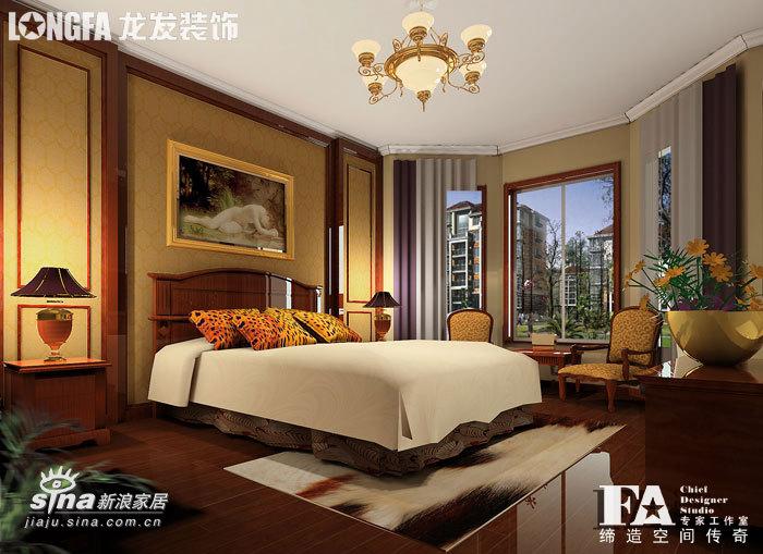 欧式 其他 卧室图片来自用户2746869241在平城欧式风格31的分享