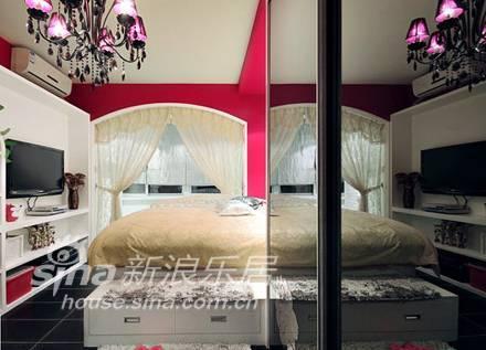 简约 一居 卧室图片来自用户2556216825在美颂巴黎-35平明艳小窝 绽放流光溢彩75的分享