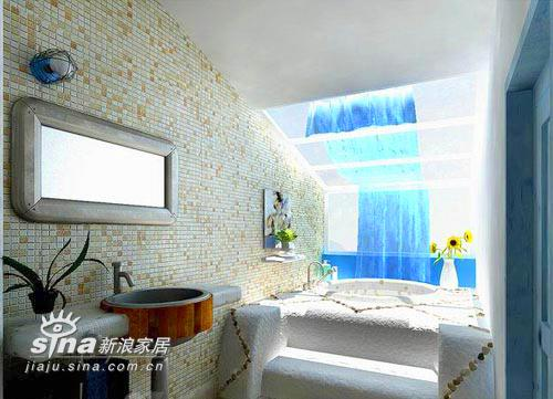 欧式 别墅 卫生间图片来自用户2746953981在希腊风格的别墅设计18的分享