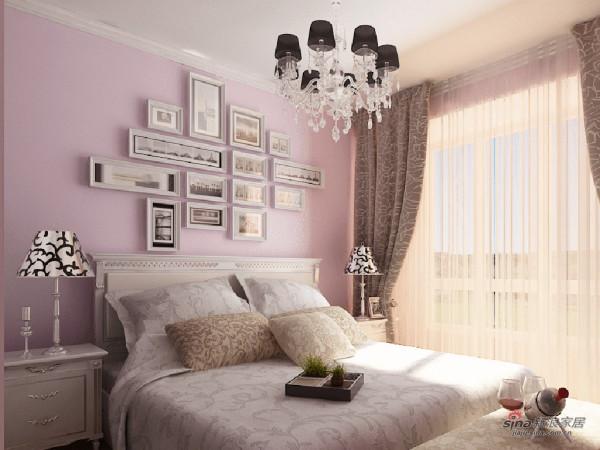 简约 三居 卧室图片来自阳光力天装饰在国耀上河城-三室两厅一厨一卫-现代简约37的分享