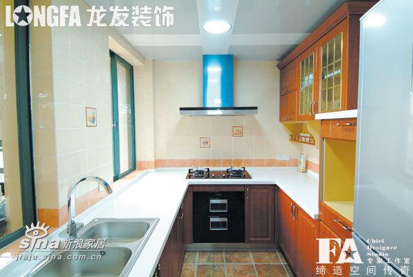 欧式 复式 厨房图片来自用户2772856065在休闲与奢华的演绎54的分享