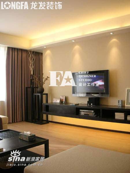 简约 二居 客厅图片来自用户2738093703在背离繁华 享受无拘束之精简43的分享