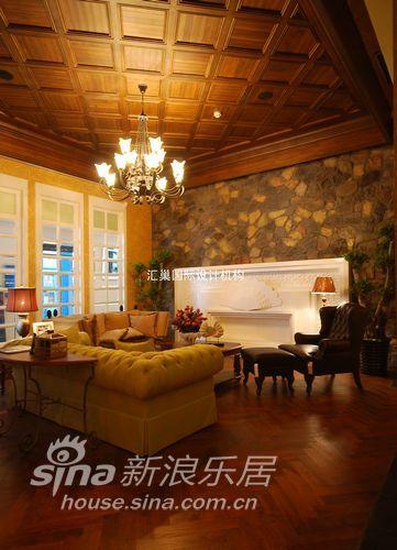 欧式 别墅 客厅图片来自用户2557013183在古色古香美式乡村72的分享