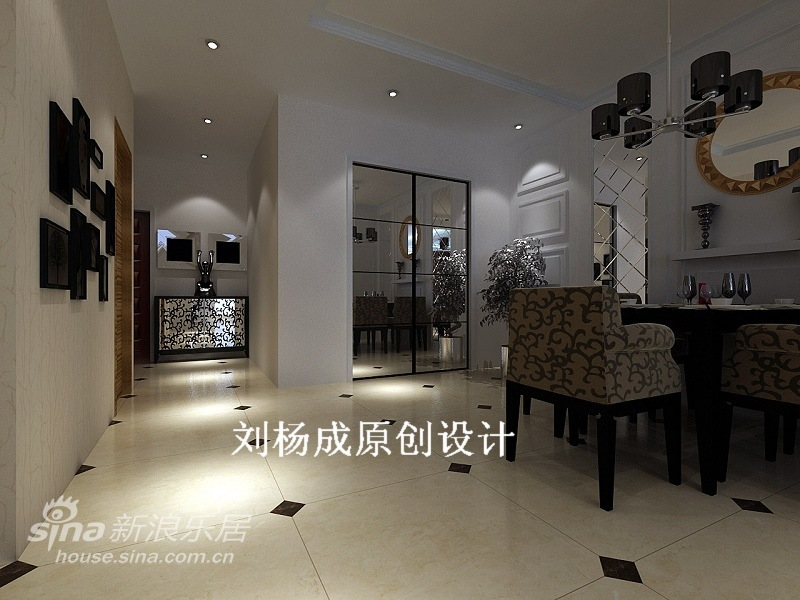简约 别墅 客厅图片来自用户2739378857在新型简约别墅设计18的分享